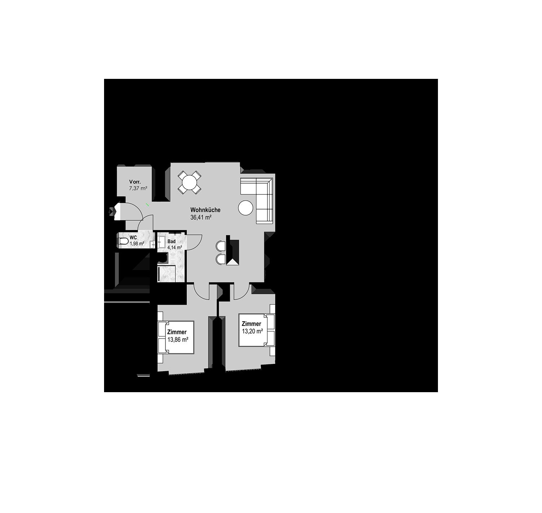 15. Sechshauser Straße 41 Top35